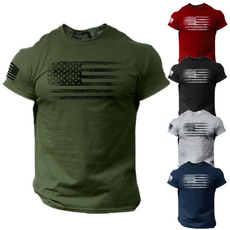 Summer, Shirt, usaflagtshirt, graphic tee