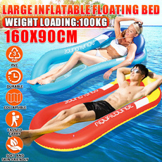 inflatablebed, floatingbed, Cushions, headrest