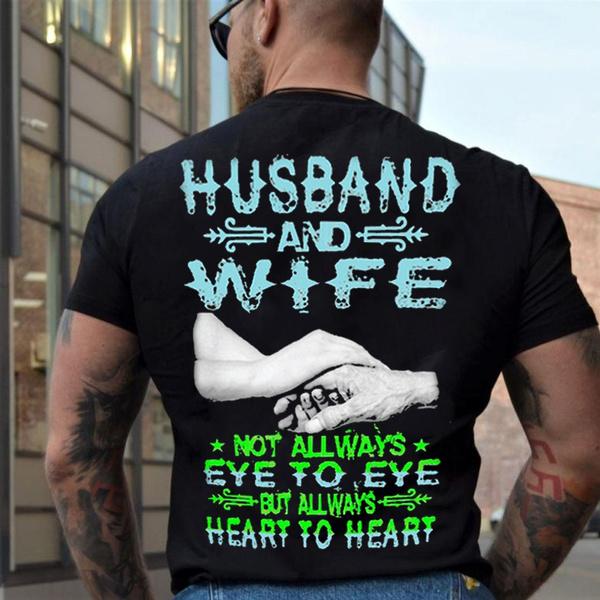 Heart, husbandshirt, husbandtshirt, Shirt