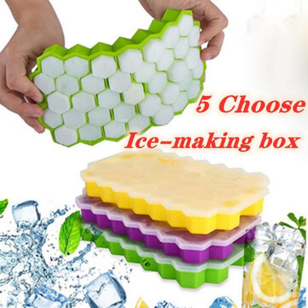 Box, barrestauranticecubemold, Ice Cream, Food