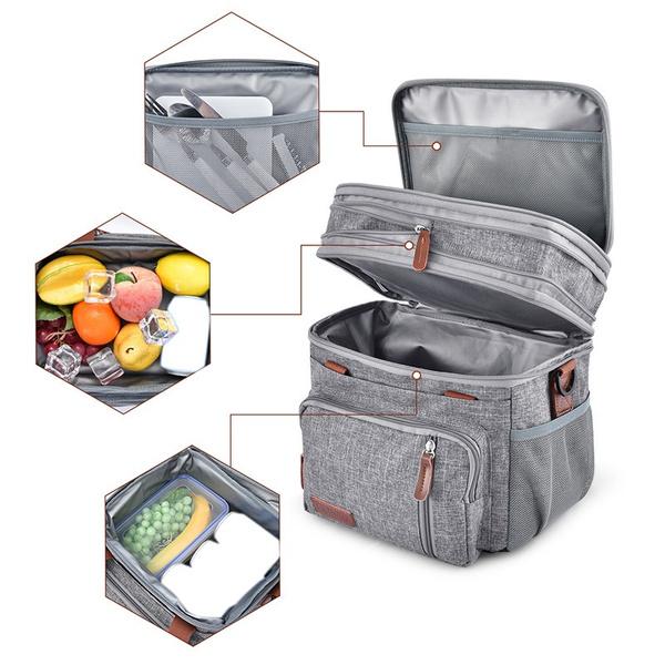 Picnic, Tote Bag, insulatedlunchbag, picnicbag