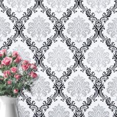 peelandstickwallpaper, Paper, black, selfadhesivewallpaper