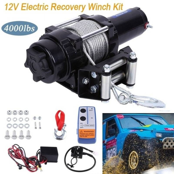 businessampindustrial, electricwinch, Remote Controls, Electric