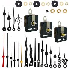 clockmechanismsbatterypowered, Home & Kitchen, batteryoperatedclockmotor, diywallclockkit