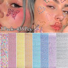 decoration, Eye Shadow, DIAMOND, bodycoloreddiamond