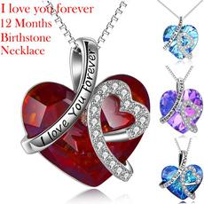 Sterling, Heart, Love, 925 sterling silver