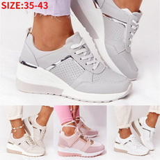 wedge, Sneakers, Fashion, Lace