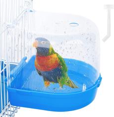 Blues, Box, birdcage, parakeetbirdcage