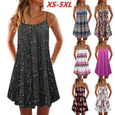 Plus Size, beachdresse, Dress, Spaghetti Strap