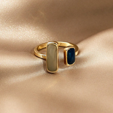 Korea fashion, Fashion, wedding ring, gold
