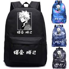 School, myheroacademia, Casual, rucksack