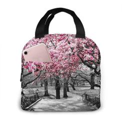 pink, art, Waterproof, insulatedtotebag