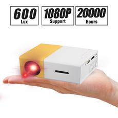 Mini, led, portable, Hdmi