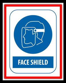 eye, shield, retrotinsign, Metal