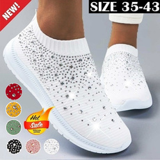 casual shoes for flat feet, Sneakers, Fashion, Knitting