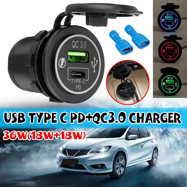 rv, carphonecharger, led, usb