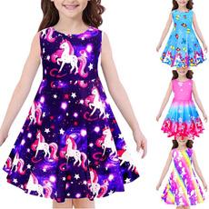 sundressgirl, girls dress, unicorndre, summerdressgirl