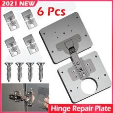 Steel, hinge, forcabinet, Home & Living
