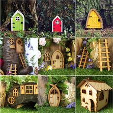 Door, Garden, minigardendecor, Kit