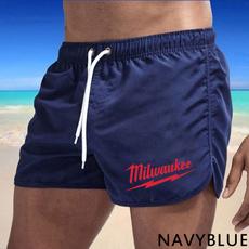 Summer, Beach Shorts, boxer shorts, sailboatshort