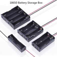 case, 18650batterycase, 3slotsbatterycase, 18650battery