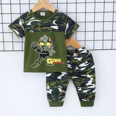 childrenswear, Boy, Shorts, Sleeve
