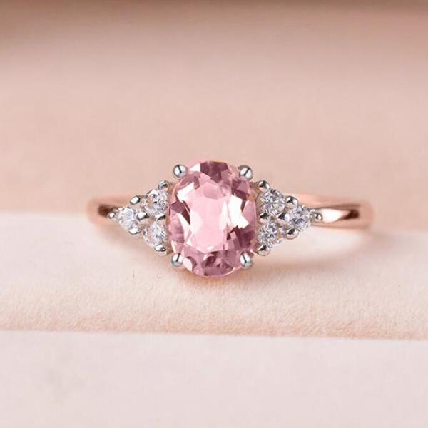 Fashion, Love, Women Ring, Crystal