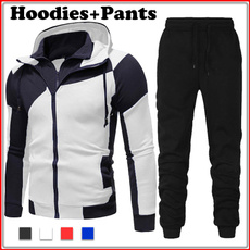 menscasualtracksuit, Fashion, Sport, zippers