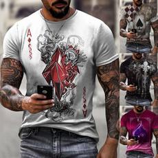Summer, summer t-shirts, Necks, Sleeve