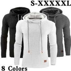 Hoodies, Plus Size, Winter, Long Sleeve