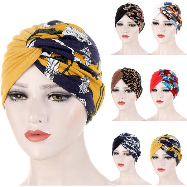 chemotherapycap, headwrapcap, Fashion, Floral print