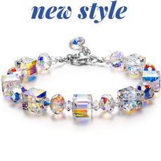 Crystal Bracelet, Jewelry, Gifts, lights