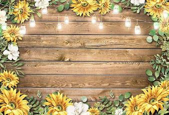 Shower, photoboothprop, photocallforwedding, Sunflowers