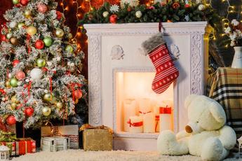 Decor, Christmas, Gifts, Photo