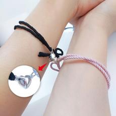 Heart, lovetoken, Love Bracelet, magneticbracelet