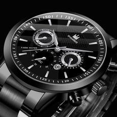 Chronograph, Fashion, business watch, wristwatch
