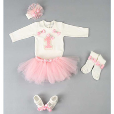 Baby Girl, babyset, baby clothing, babysuit