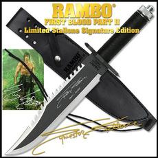 outdoorknife, rambo, Survival, Knives