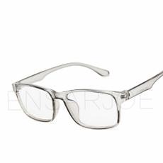 Gray, transparentgreyglasse, personalityeyeglasse, plainmirror
