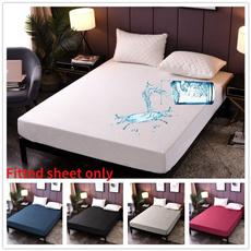 kingfittedsheet, Waterproof, Bedding, deeppocketsheet