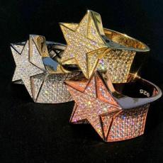 Sterling, DIAMOND, Star, Ювелірні вироби