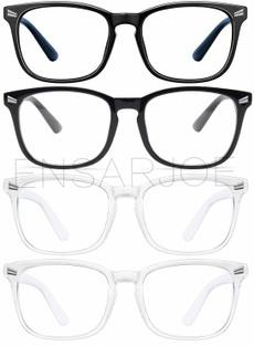 Blues, simpleeyeglasse, plainmirror, personalityeyeglasse