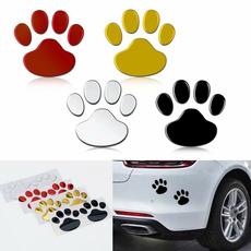 Car Sticker, Pets, Cars, footprintsticker