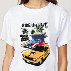 Kawaii, Summer, Fashion, Graphic T-Shirt