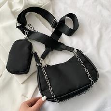 women bags, Fashion, Chain, body bag