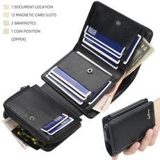shortwallet, Credit Card Holder, genuine leather, slim