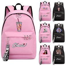 travel backpack, School, casualbackpack, girlscanvasbackpack