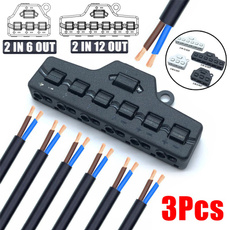 electriccable, led, wireterminal, Home & Living