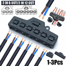 electriccable, electricalconnector, wireterminal, lights