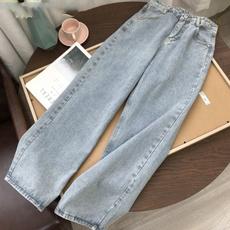 Fashion, momjean, high waist, pants